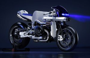 DNA Filters BMW R nineT DCR-018 Cafe Racer